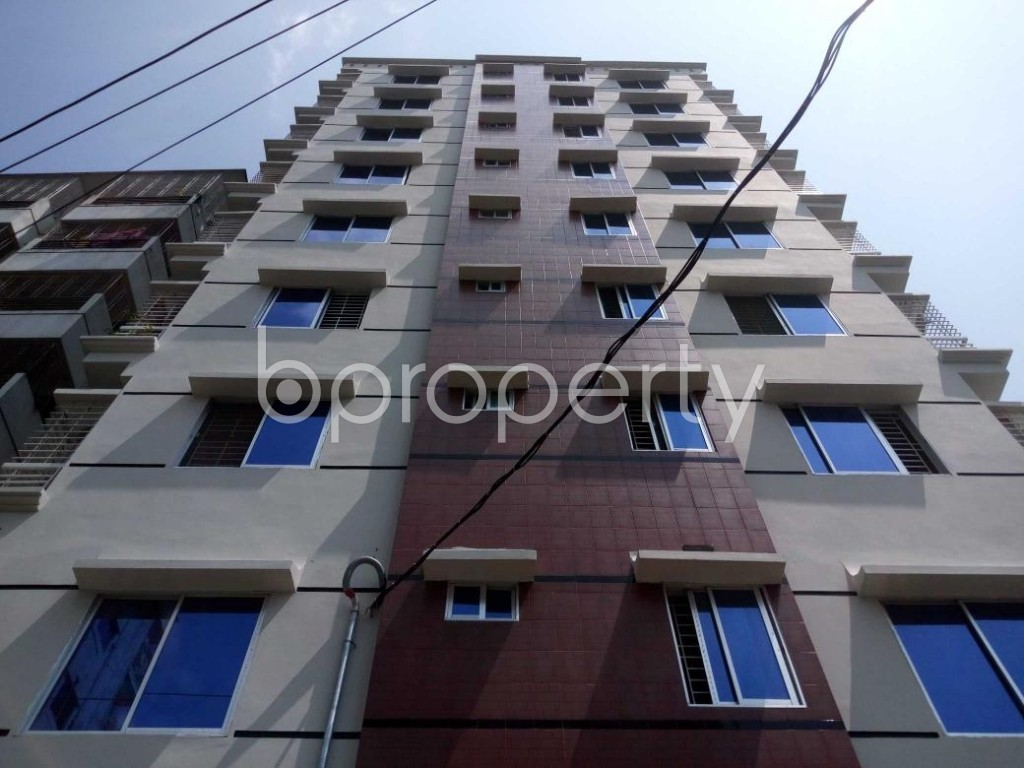 Front view - 3 Bed Apartment to Rent in Mohammadpur, Dhaka - 1895143