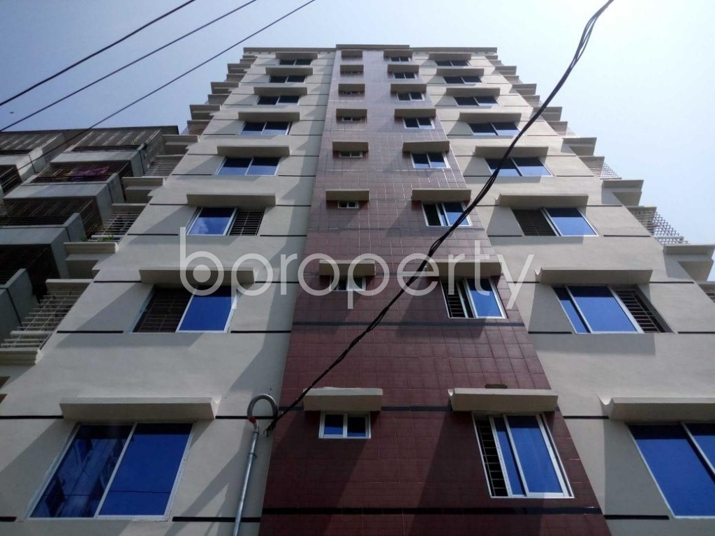Front view - 3 Bed Apartment to Rent in Mohammadpur, Dhaka - 1895150