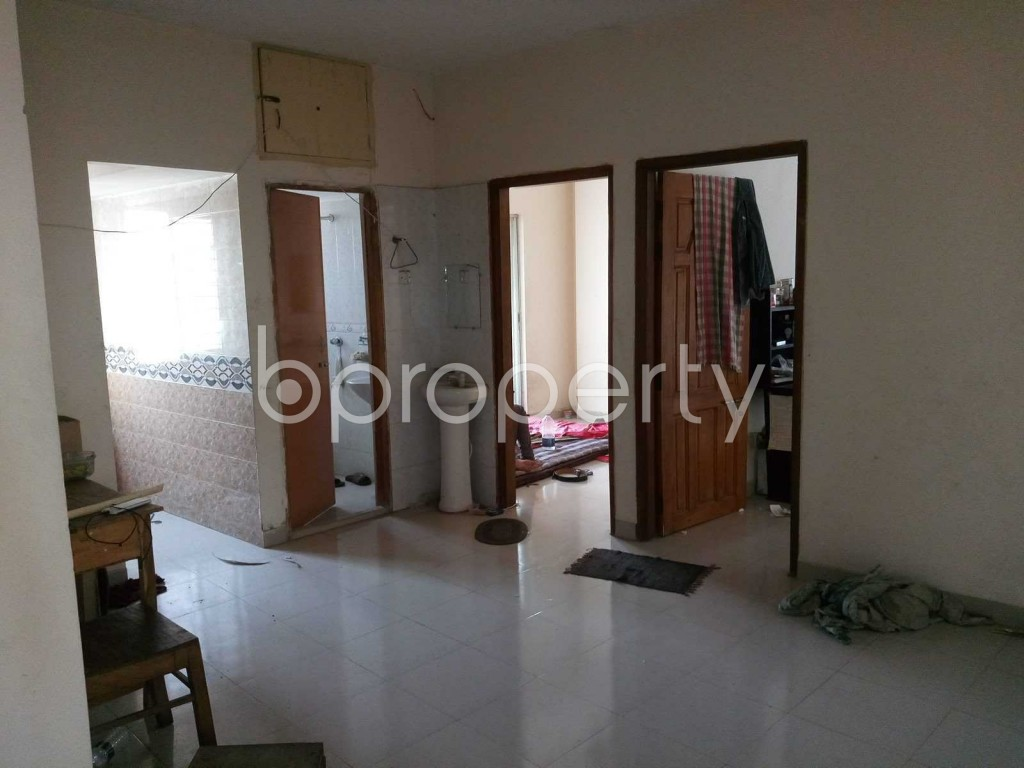 Dine/Dining - 2 Bed Apartment for Sale in Mohammadpur, Dhaka - 1895210