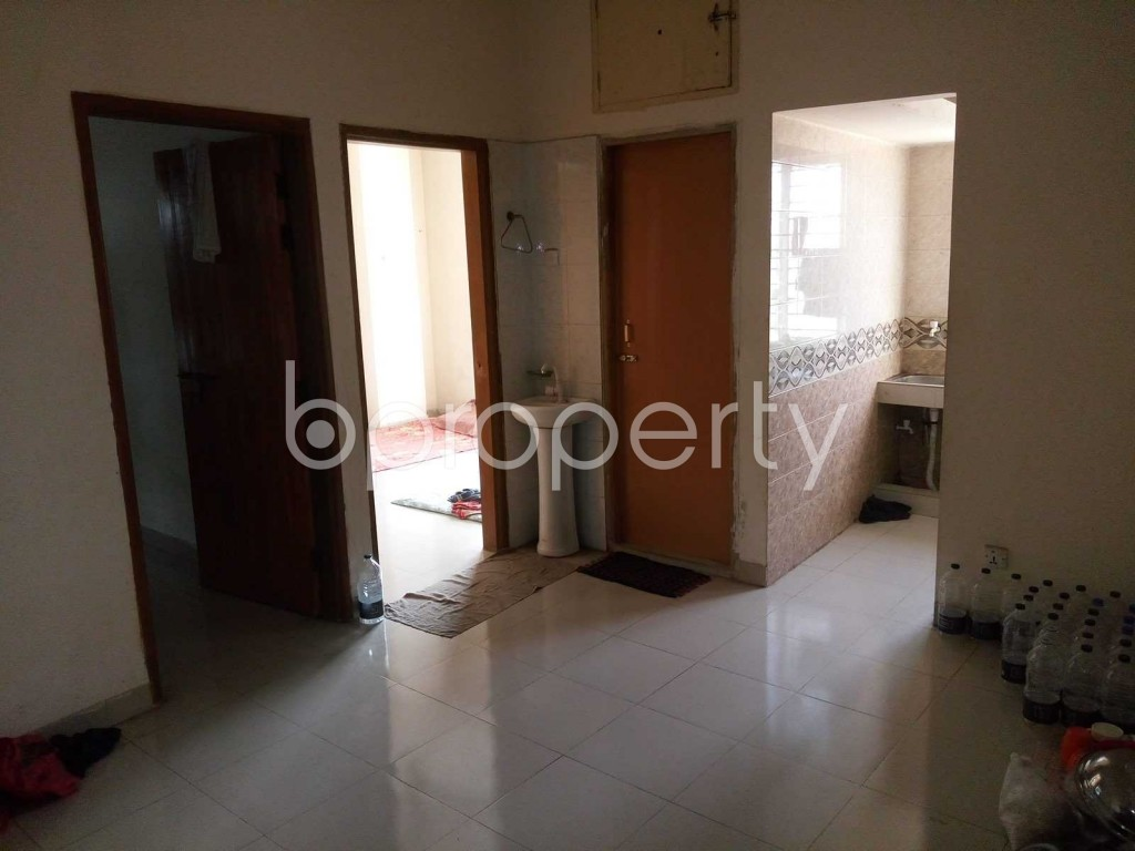 Dine/Dining - 2 Bed Apartment for Sale in Mohammadpur, Dhaka - 1895211