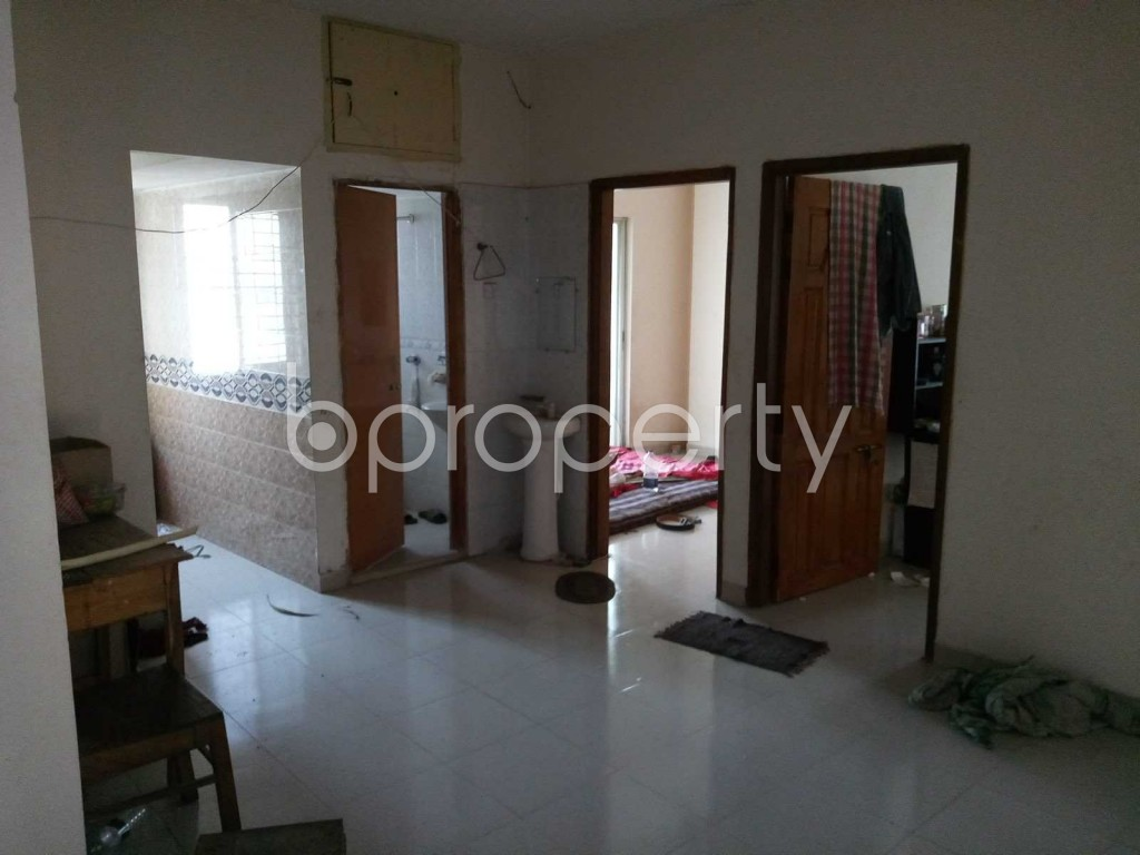 Dine/Dining - 2 Bed Apartment for Sale in Mohammadpur, Dhaka - 1895214