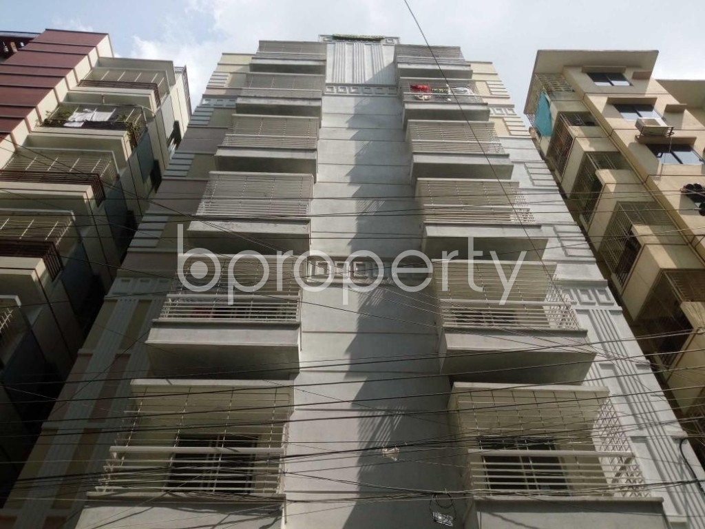 Front view - 2 Bed Apartment to Rent in Mohammadpur, Dhaka - 1895216