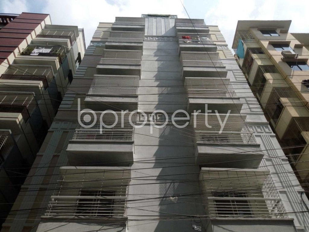 Front view - 2 Bed Apartment to Rent in Mohammadpur, Dhaka - 1895217