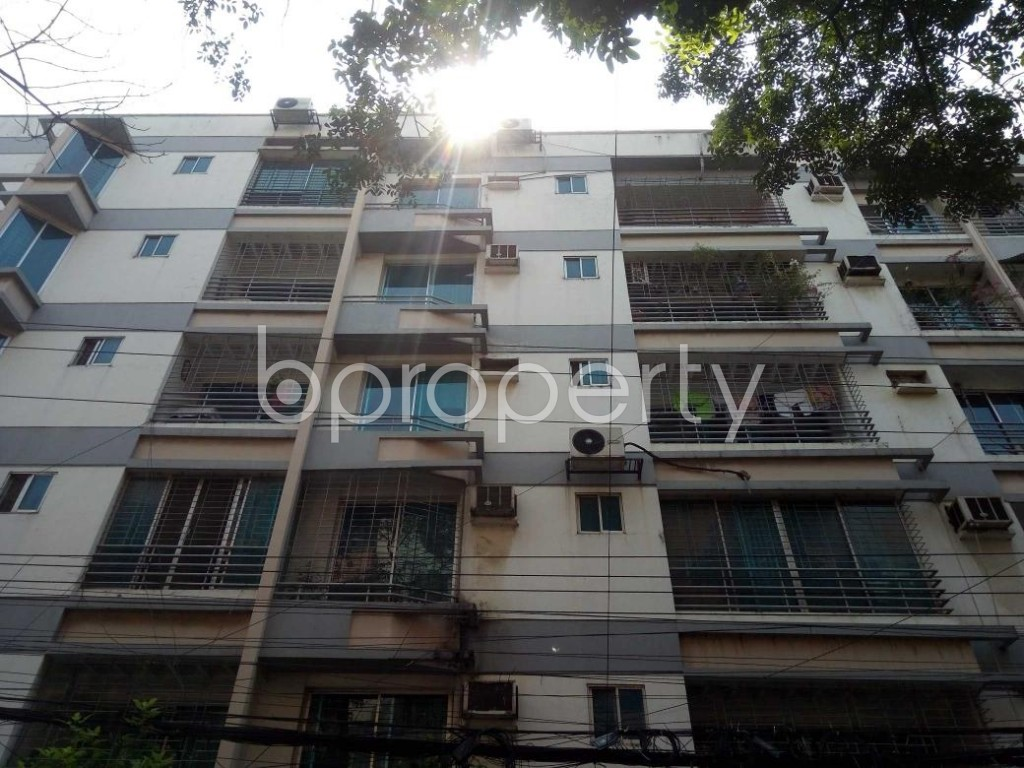 Front view - 3 Bed Apartment to Rent in Gulshan, Dhaka - 1895220