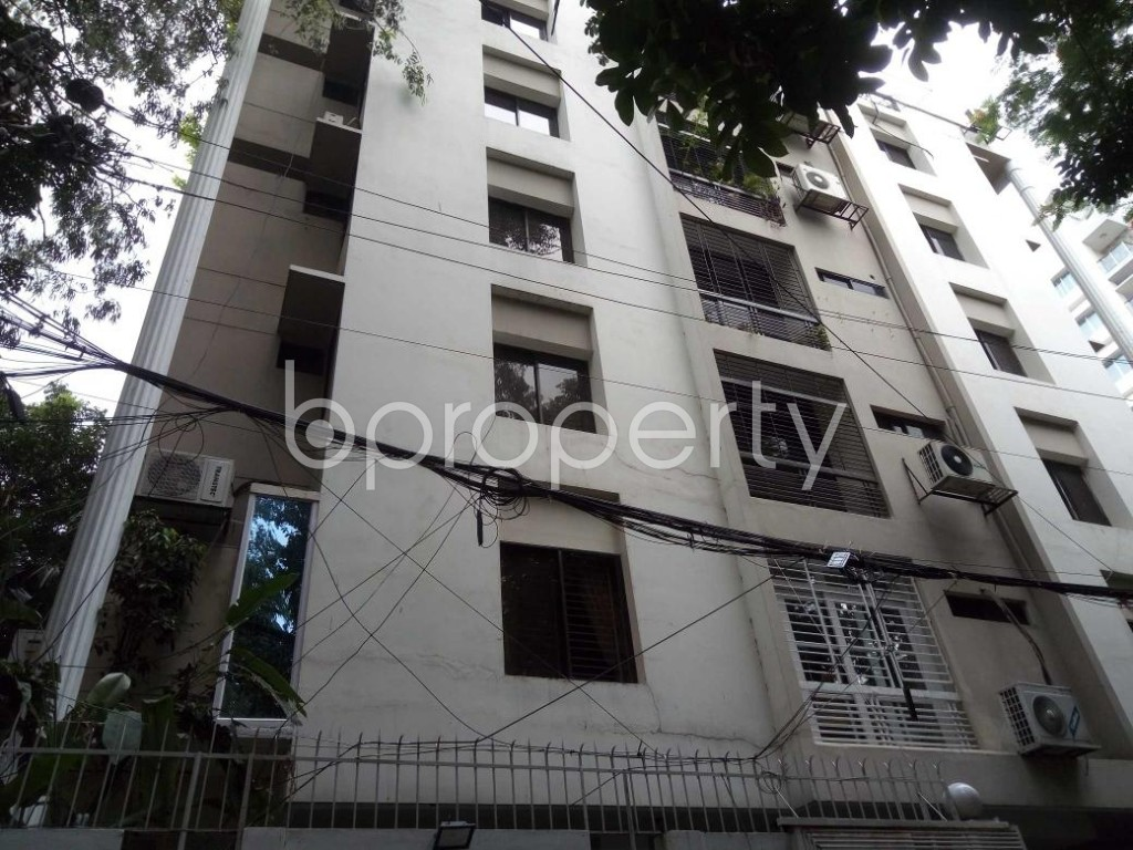 Front view - 3 Bed Apartment to Rent in Gulshan, Dhaka - 1895228