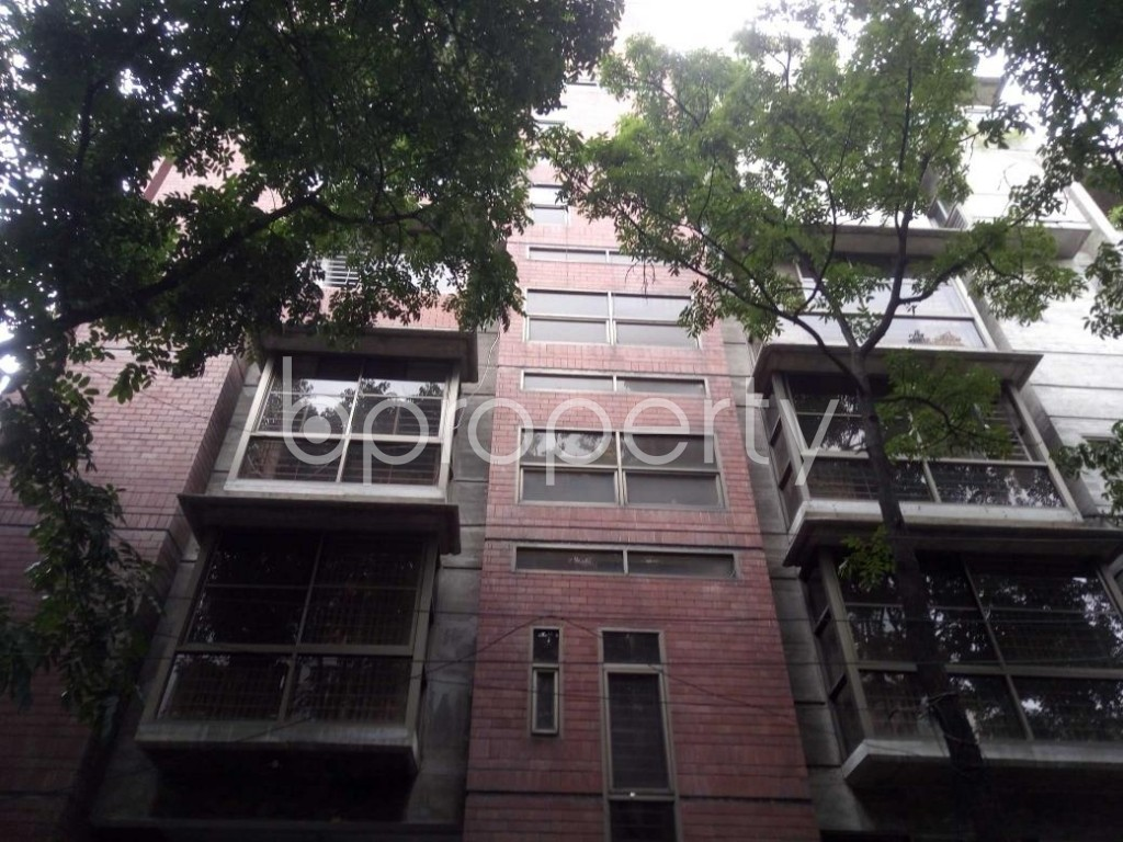 Front view - 3 Bed Apartment to Rent in Gulshan, Dhaka - 1895233