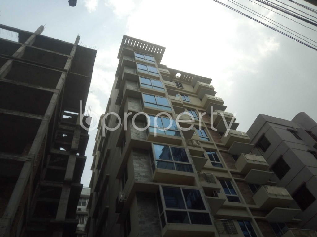 Outside view - Office to Rent in Baridhara, Dhaka - 1895278