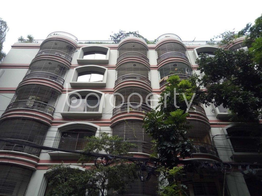 Front view - 4 Bed Apartment to Rent in Gulshan, Dhaka - 1895402