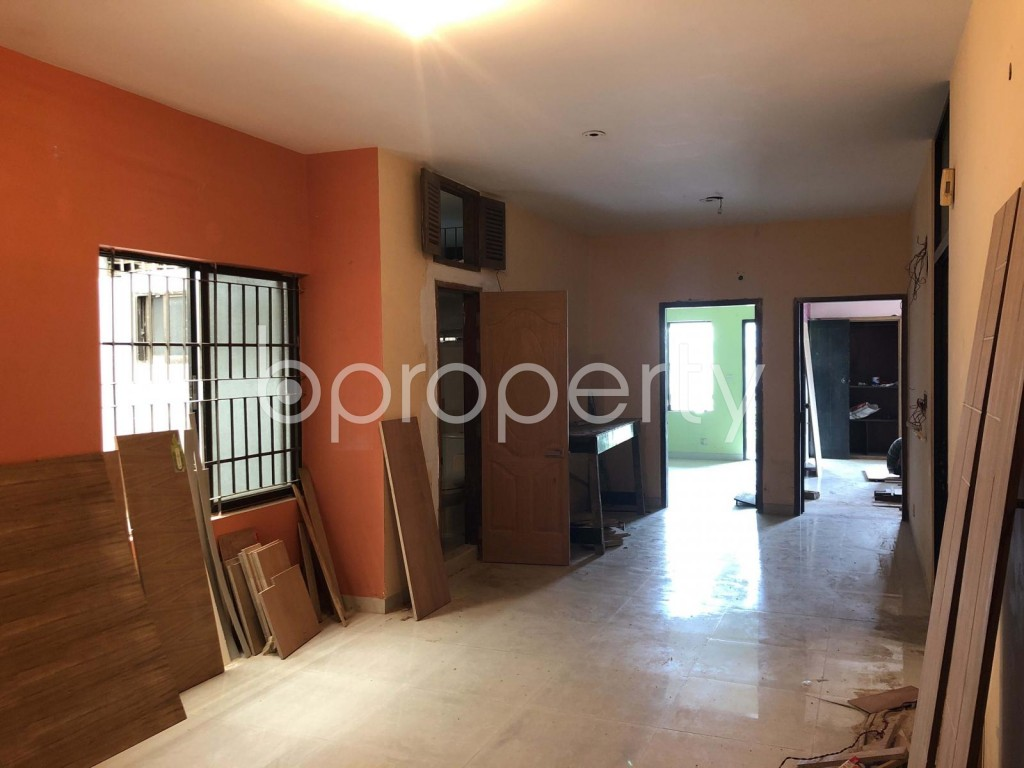 Image 1 - 3 Bed Apartment for Sale in Lalmatia, Dhaka - 1885606
