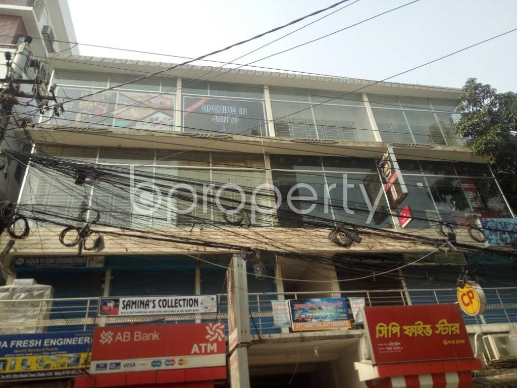 Front view - Office to Rent in Uttara, Dhaka - 1895451