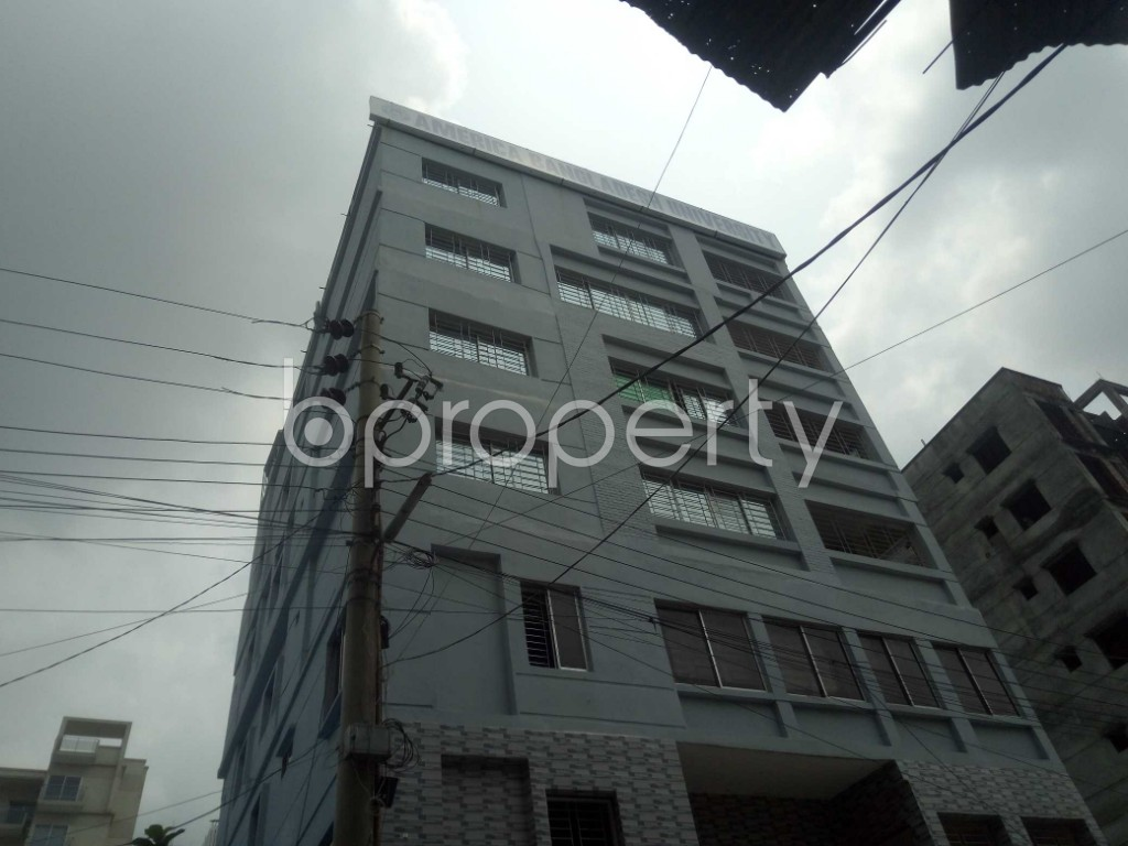 Outside view - Office to Rent in Baridhara, Dhaka - 1895465