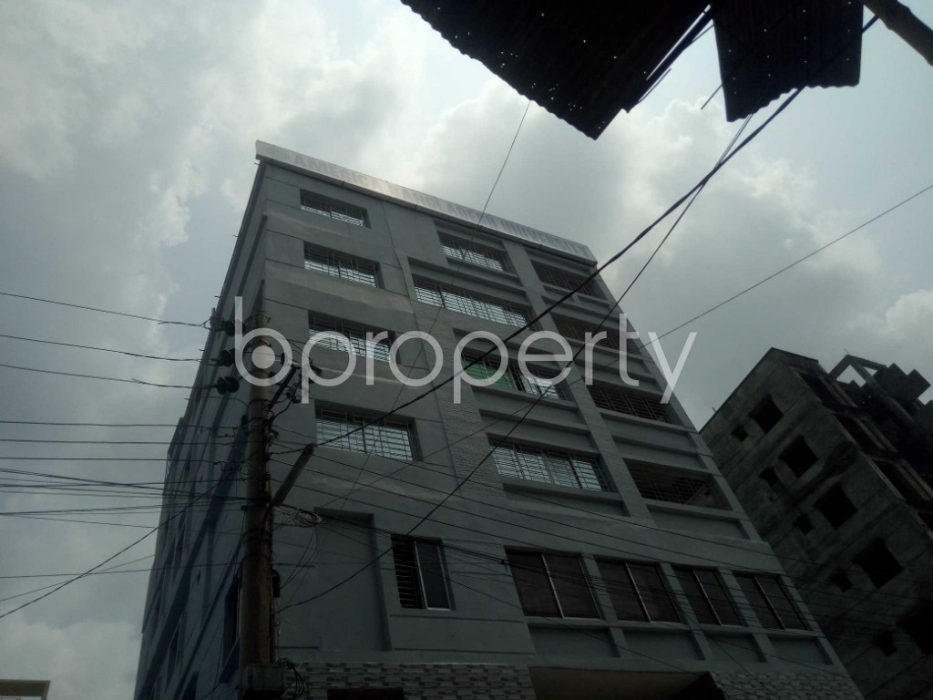 Outside view - Office to Rent in Baridhara, Dhaka - 1895466