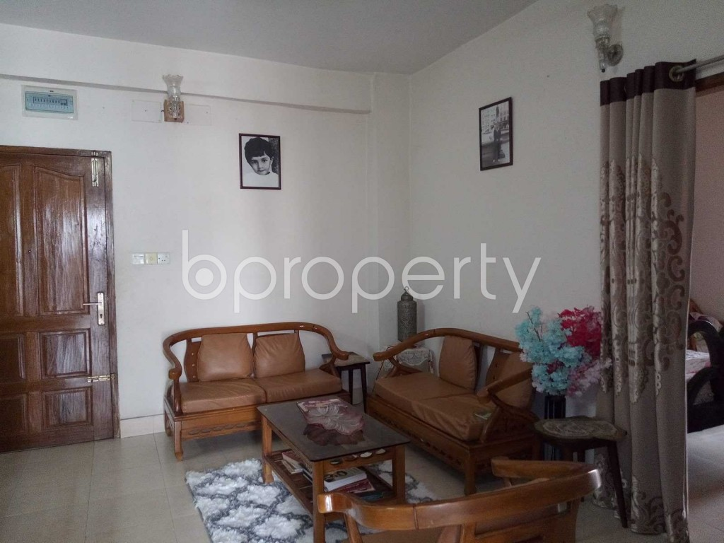 Dine/Dining - 2 Bed Apartment for Sale in Shiddheswari, Dhaka - 1895480