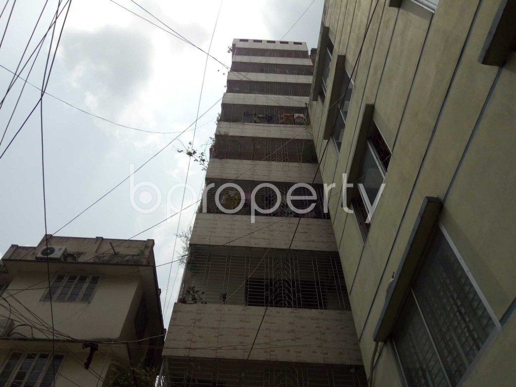 Outside view - 4 Bed Apartment for Sale in Shiddheswari, Dhaka - 1895481