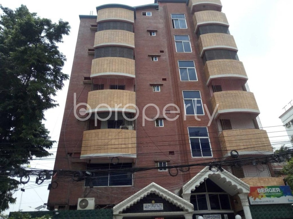 Front view - Office to Rent in Uttara, Dhaka - 1895497