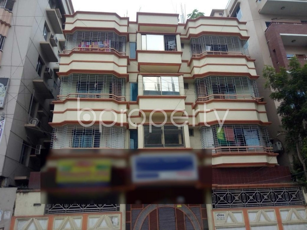Front view - Office to Rent in Uttara, Dhaka - 1895512