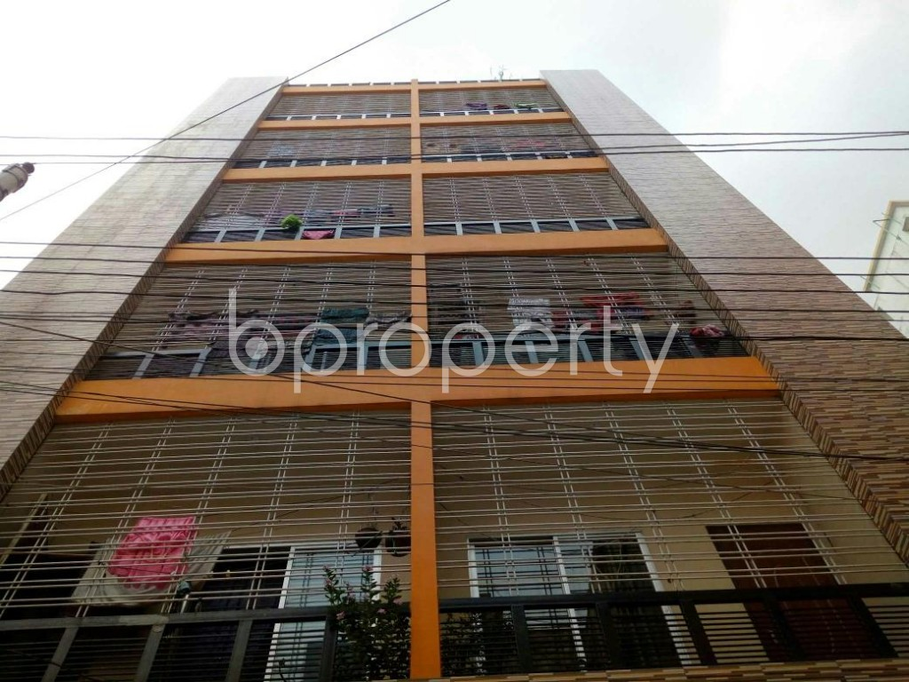 Front view - 2 Bed Apartment to Rent in Mirpur, Dhaka - 1895535