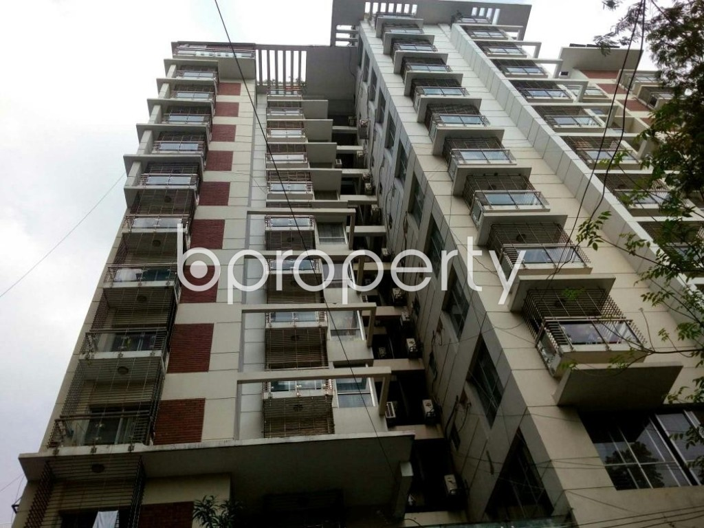 Front view - 3 Bed Apartment to Rent in Gulshan, Dhaka - 1895492