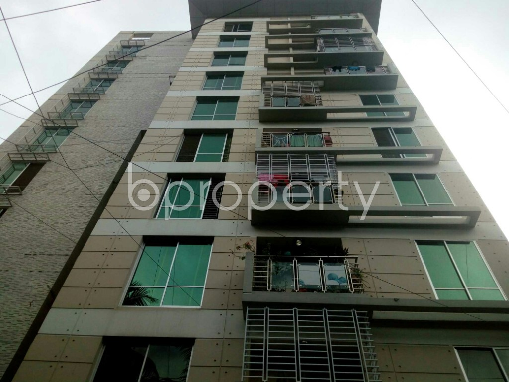 Outside view - 4 Bed Apartment for Sale in 15 No. Bagmoniram Ward, Chattogram - 1895541