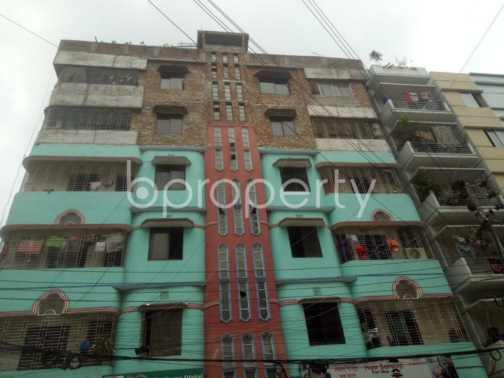 Front view - 2 Bed Apartment to Rent in Mirpur, Dhaka - 1895546