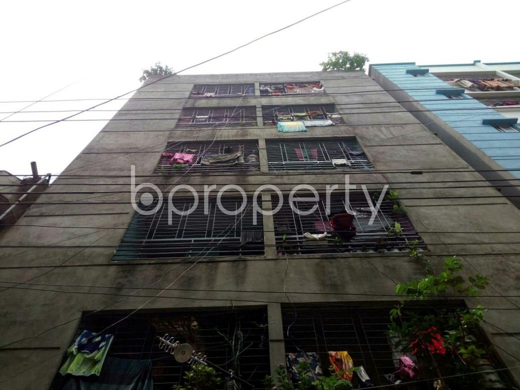 Front view - 2 Bed Apartment to Rent in Mirpur, Dhaka - 1895561