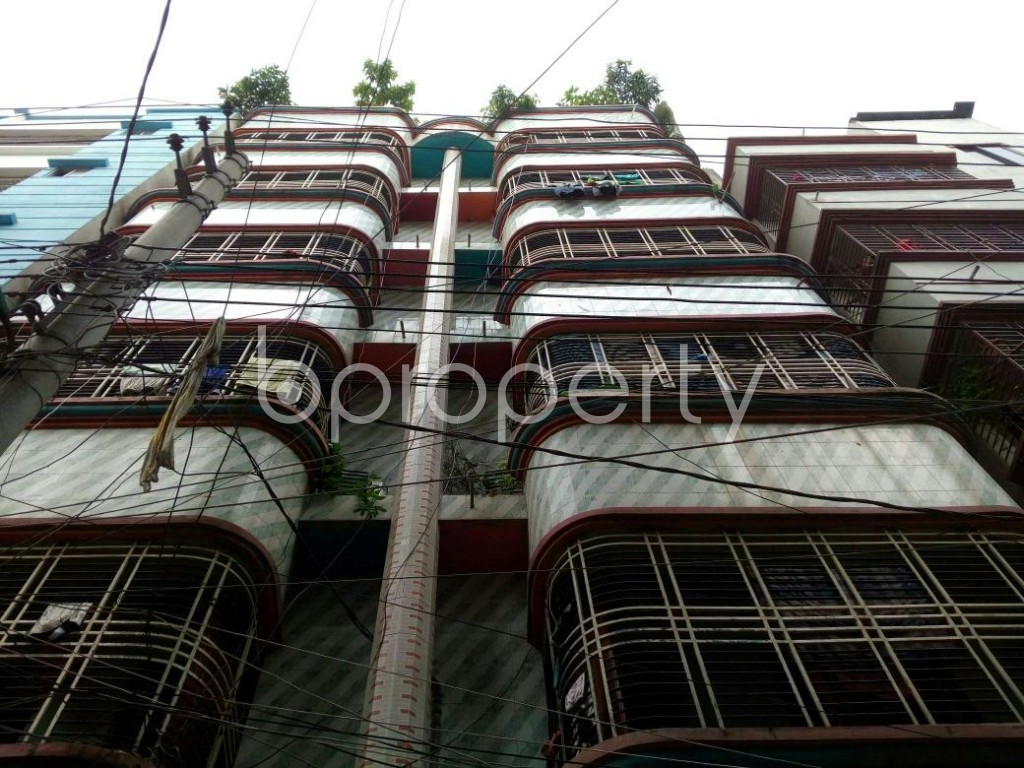 Front view - 2 Bed Apartment to Rent in Mirpur, Dhaka - 1895569