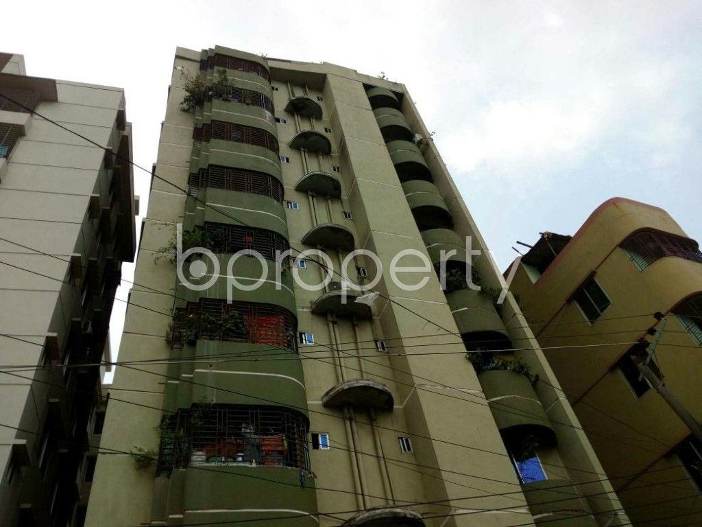Front view - 2 Bed Apartment for Sale in Double Mooring, Chattogram - 1895580