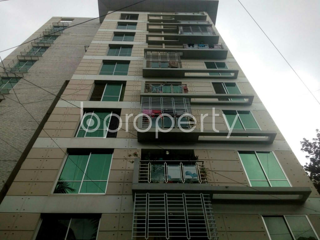 Outside view - 3 Bed Apartment for Sale in 15 No. Bagmoniram Ward, Chattogram - 1895585