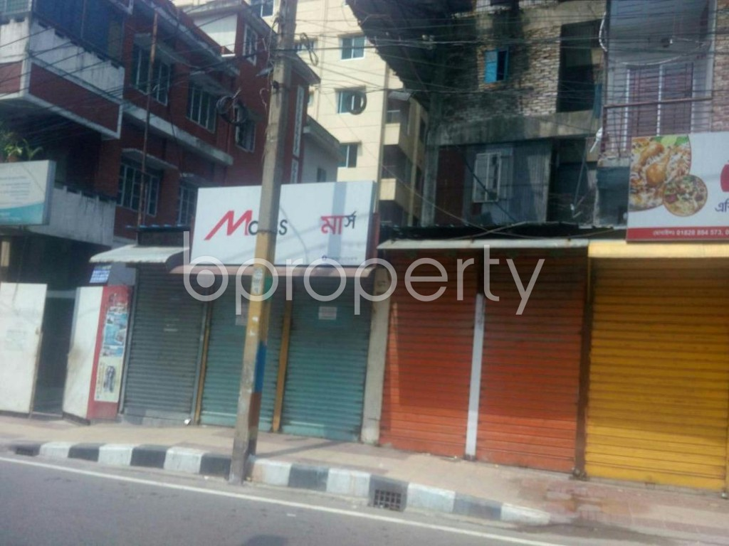 Outside view - Shop to Rent in Malibagh, Dhaka - 1895605