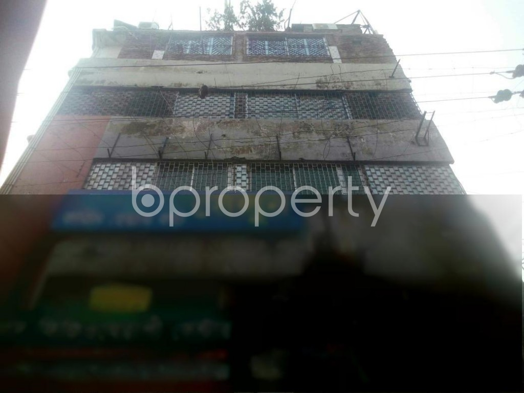Front view - Office to Rent in Malibagh, Dhaka - 1895606