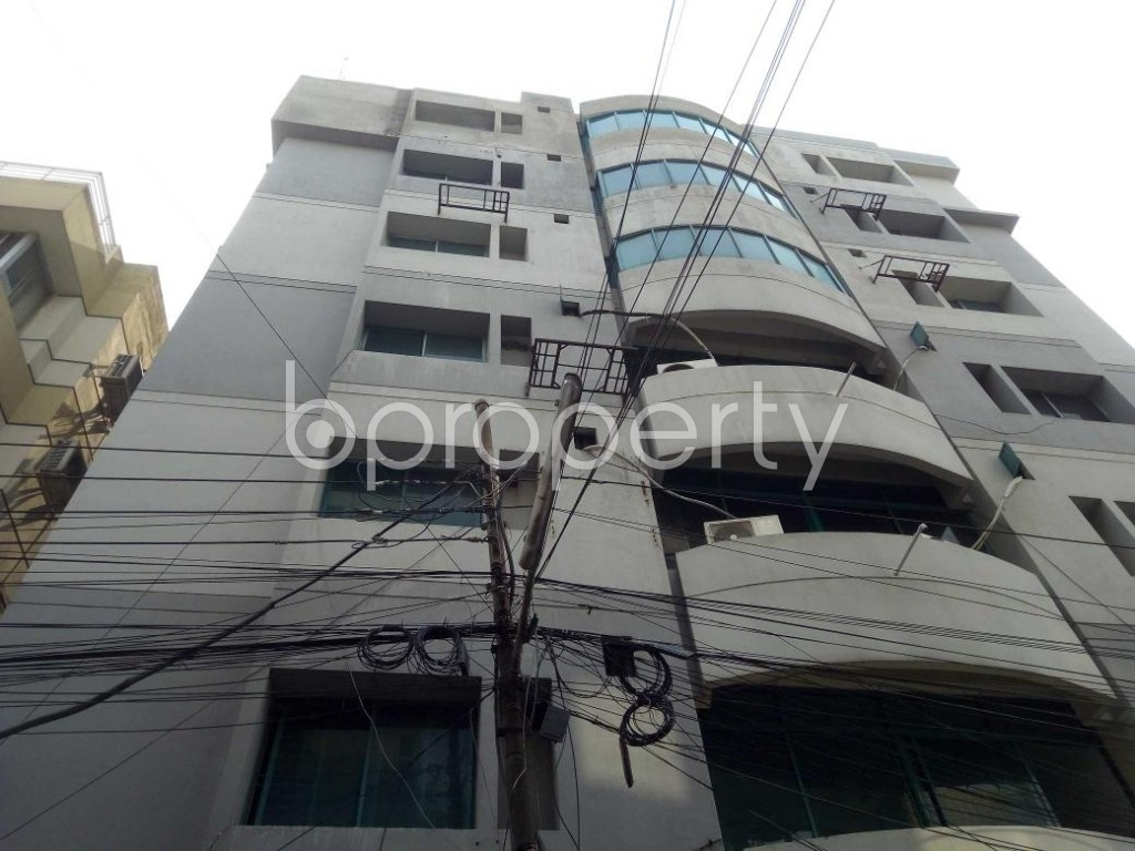 Front view - Office to Rent in Gulshan, Dhaka - 1895617