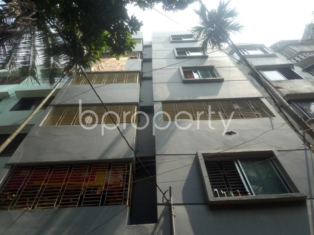 Front view - 2 Bed Apartment to Rent in Mirpur, Dhaka - 1895628