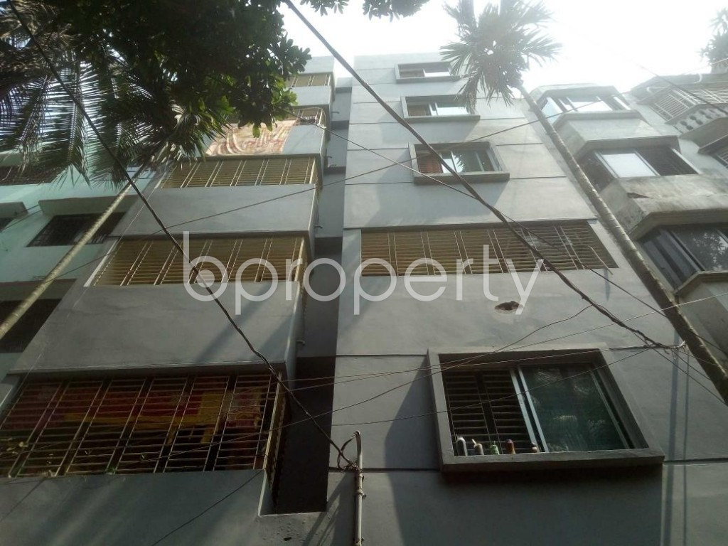 Front view - 2 Bed Apartment to Rent in Mirpur, Dhaka - 1895629