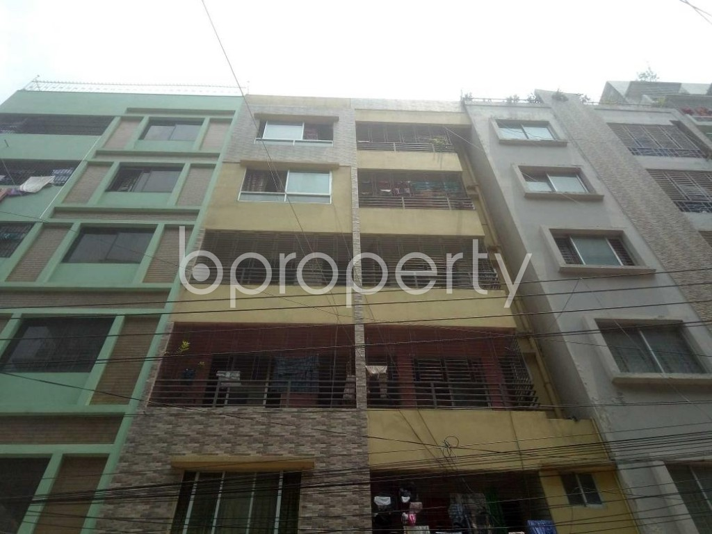 Front view - 2 Bed Apartment to Rent in Mirpur, Dhaka - 1895631