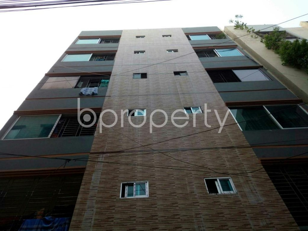 Front view - 2 Bed Apartment to Rent in Mirpur, Dhaka - 1895709