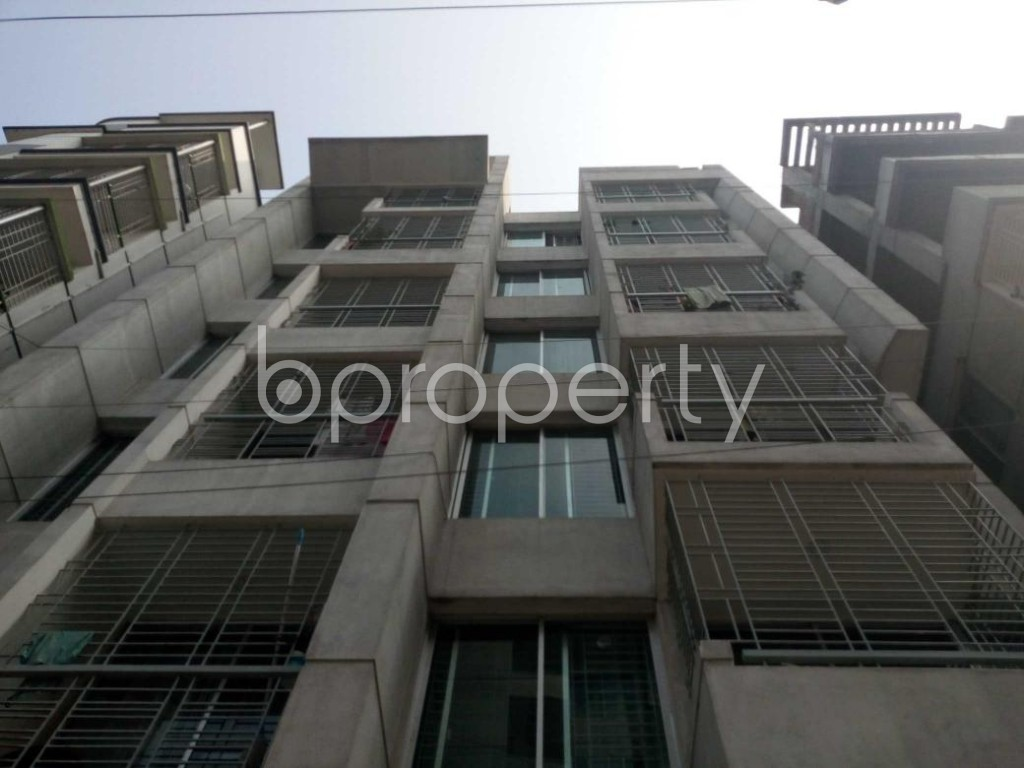 Front view - 3 Bed Apartment to Rent in Uttara, Dhaka - 1895725
