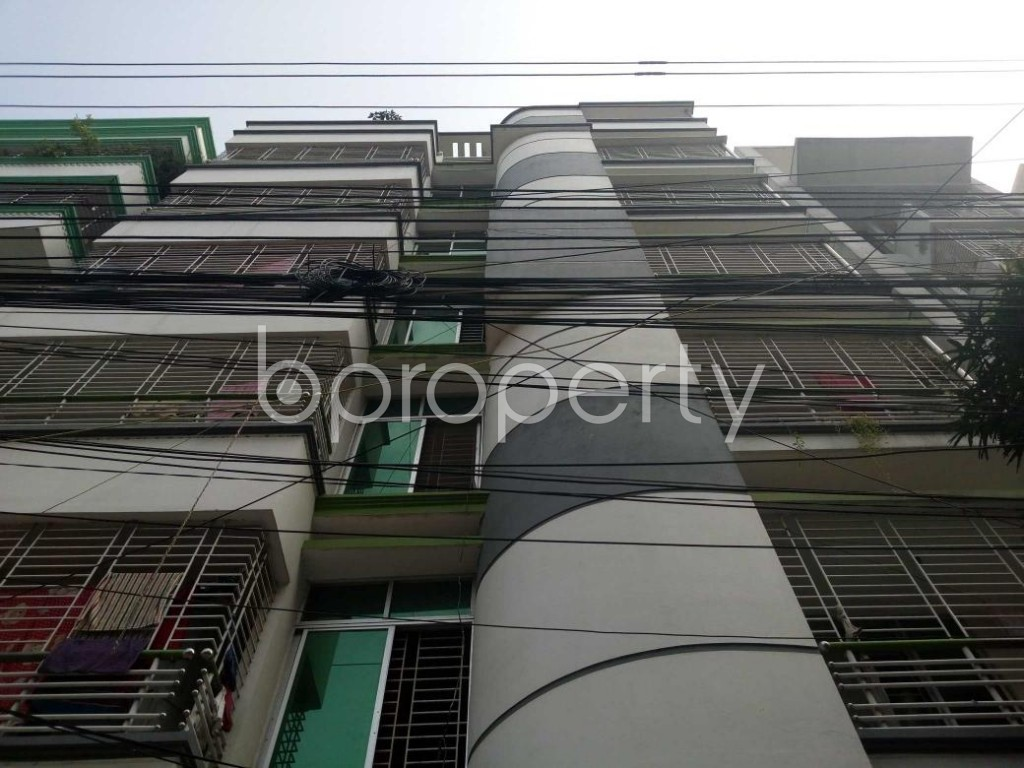 Front view - 2 Bed Apartment to Rent in Uttara, Dhaka - 1895726