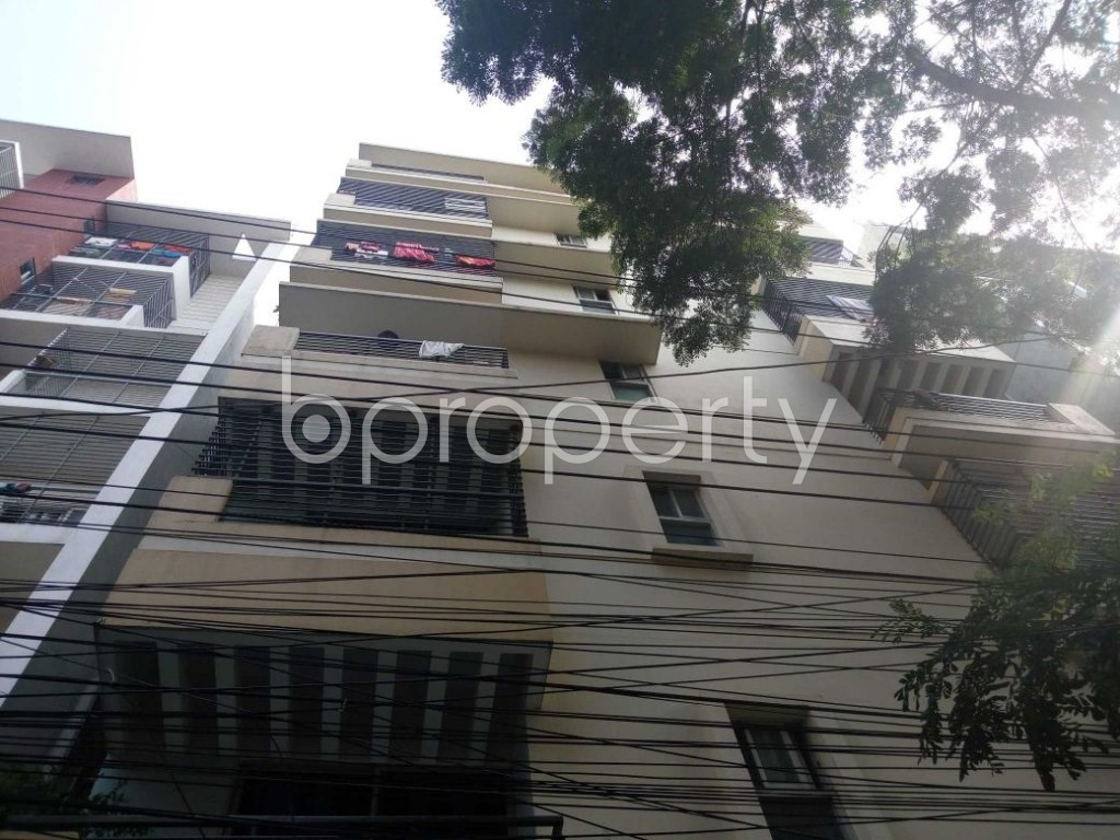 Front view - 2 Bed Apartment to Rent in Uttara, Dhaka - 1895727