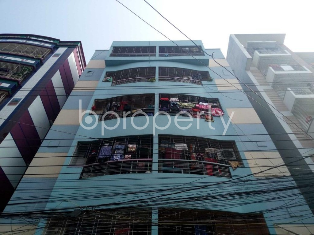 Front view - 2 Bed Apartment to Rent in Uttara, Dhaka - 1895729