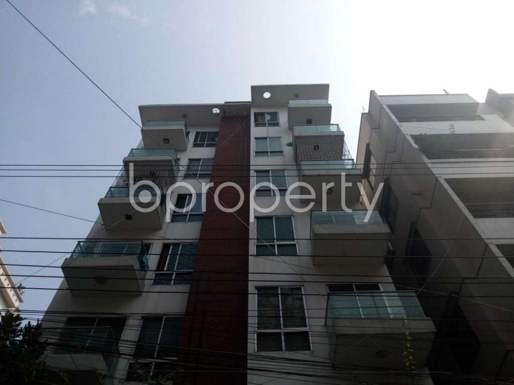 Front view - 3 Bed Apartment to Rent in Uttara, Dhaka - 1895730