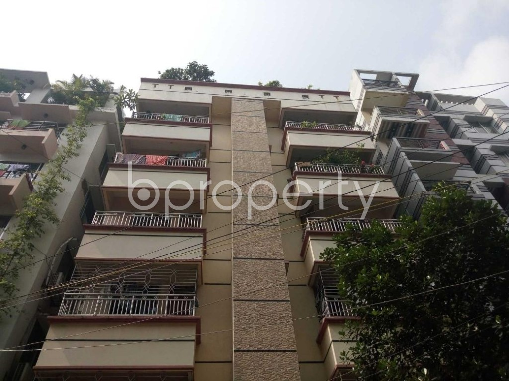 Front view - 2 Bed Apartment to Rent in Uttara, Dhaka - 1895731