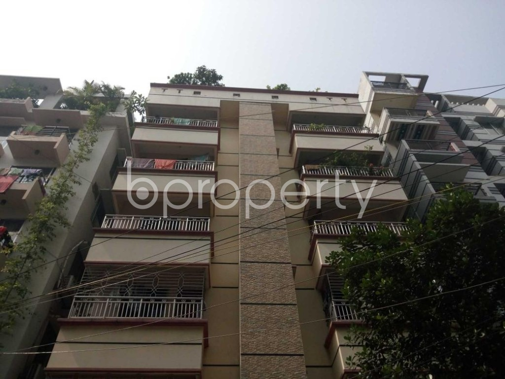 Front view - 2 Bed Apartment to Rent in Uttara, Dhaka - 1895732
