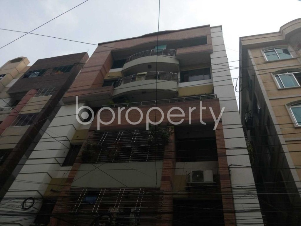 Front view - 2 Bed Apartment to Rent in Uttara, Dhaka - 1895733