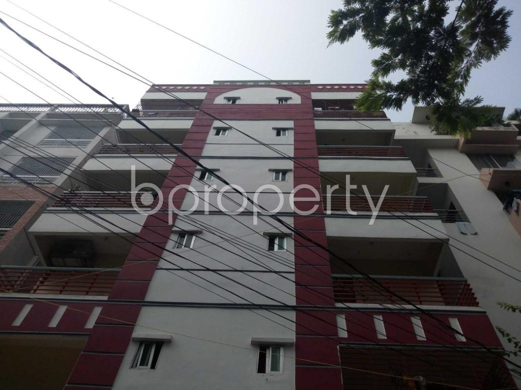 Front view - 3 Bed Apartment to Rent in Uttara, Dhaka - 1895734