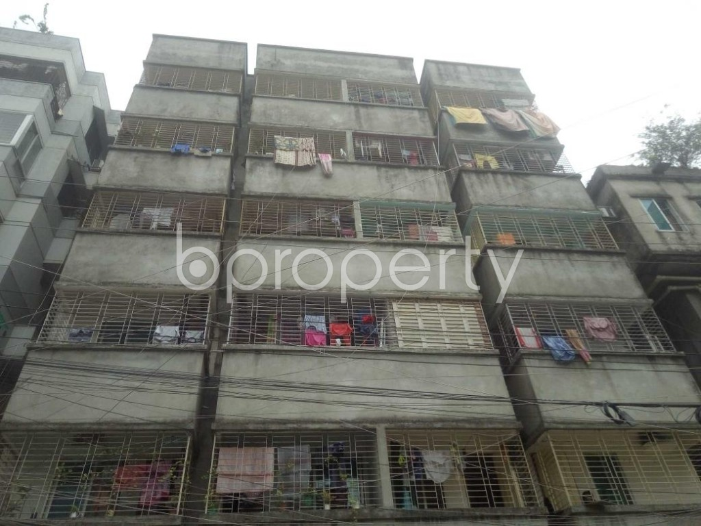 Front view - 2 Bed Apartment to Rent in Mirpur, Dhaka - 1895757