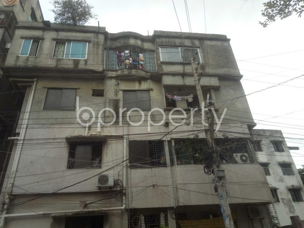 Front view - 3 Bed Apartment to Rent in Mirpur, Dhaka - 1895758