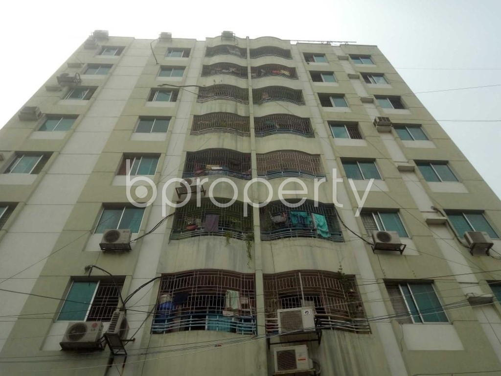 Front view - 3 Bed Apartment to Rent in Mirpur, Dhaka - 1895759