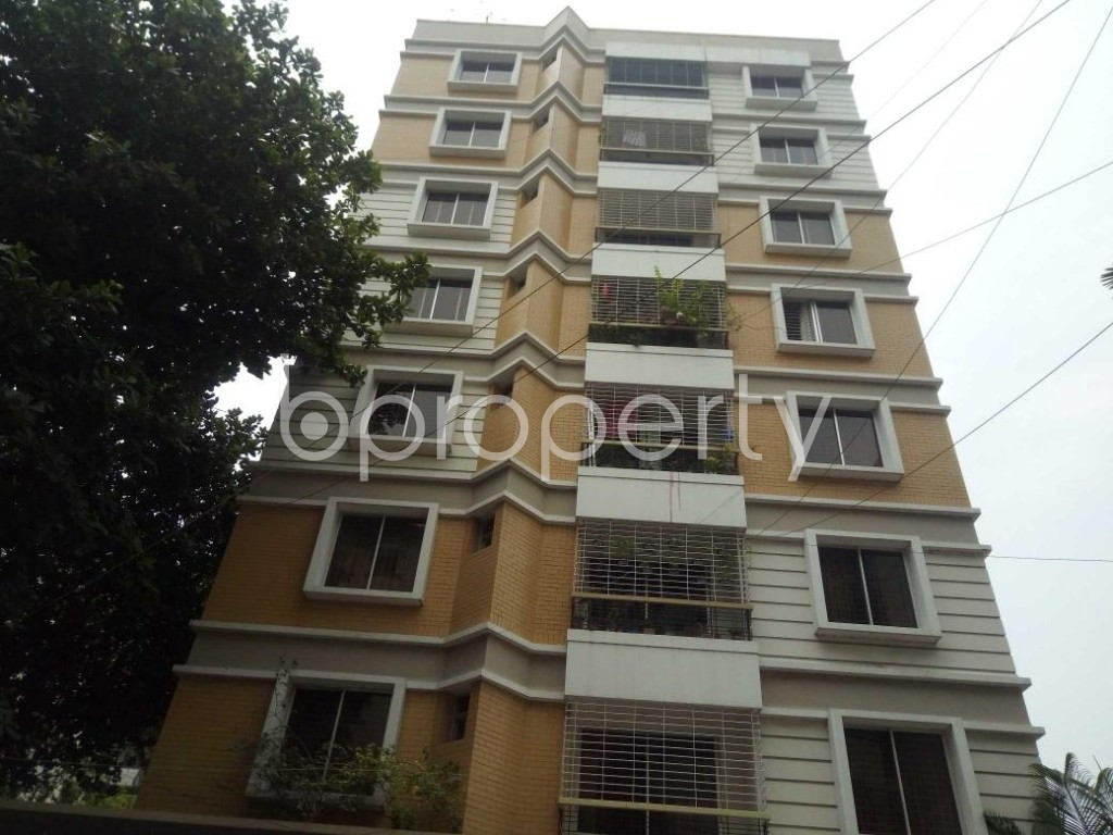 Front view - 3 Bed Apartment to Rent in Uttara, Dhaka - 1895773