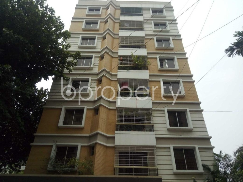 Front view - 3 Bed Apartment to Rent in Uttara, Dhaka - 1895774