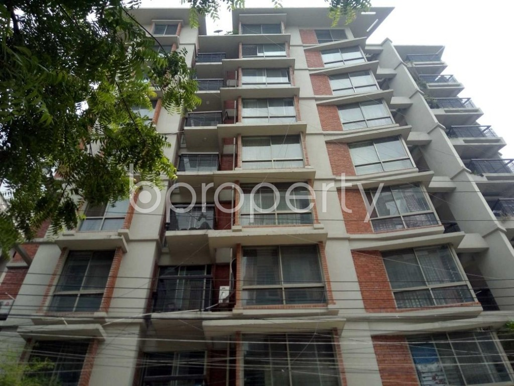 Front view - 3 Bed Apartment to Rent in Uttara, Dhaka - 1895775